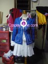 Nozomi Kasuga (School version) from The Corpse Princess Cosplay Costume front prog