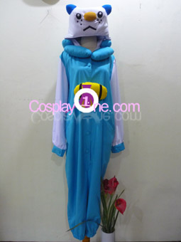 Oshawott from Pokemon Cosplay Costume front
