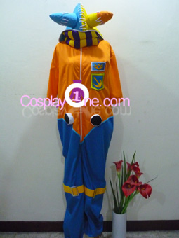 Osmond from Dark Chronicle Cosplay Costume front
