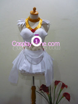 Panty Anarchy from Panty & Stocking with Garterbelt Cosplay Costume front