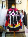 Paula from Black Butler Cosplay Costume front prog