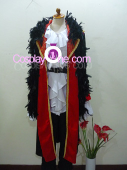 Poetaster and Singing Dolls from Anime Cosplay Costume front