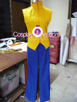 Pokemon XD from Pokemon Cosplay Costume front prog
