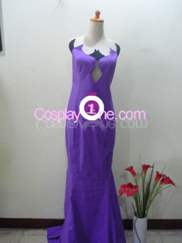 Queen Beryl from Sailor Moon Cosplay Costume front