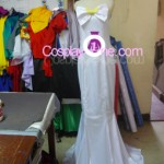 Queen Serenity from Sailor Moon Cosplay Costume front prog