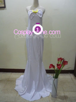Queen Serenity from Sailor Moon Cosplay Costume front