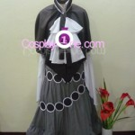 The Queen of Hearts Cosplay Costume front