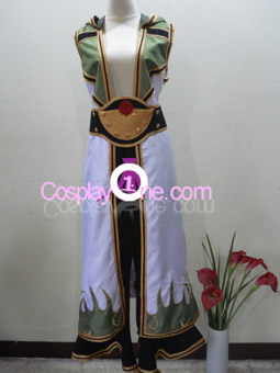 Ragnarok Online Champion from Anime Cosplay Costume front