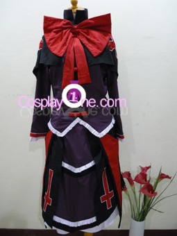 Rachel Alucard from BlazBlue Cosplay Costume front R