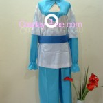 Regene Regetta from Mobile Suit Gundam Cosplay Costume front