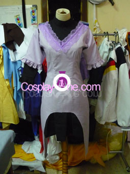 Ringo Noyamanao from Air Gear Cosplay Costume front prog