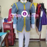 Romeo from Romeo x Juliet Cosplay Costume front prog