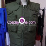 Naruto Vest from Naruto Cosplay Costume front prog