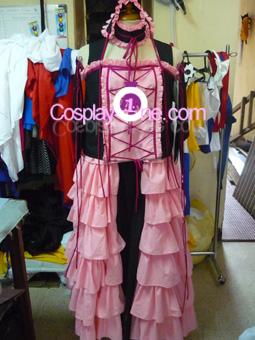 Sakura from Tsubasa Reservoir Chronicle Cosplay Costume 2 front prog