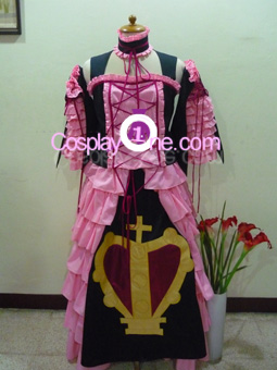 Sakura from Tsubasa Reservoir Chronicle Cosplay Costume 2 front
