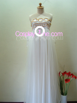 Princess Serenity from Sailor Moon Cosplay Costume front