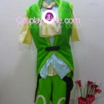 Silabus from Hack Cosplay Costume front