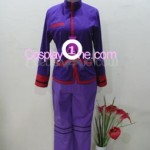 Pokemon Silver from Pokemon Cosplay Costume front R