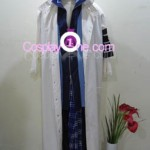Snow Villiers from Final Fantasy XIII Cosplay Costume front