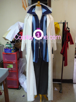 Snow Villiers from Final Fantasy XIII Cosplay Costume front prog