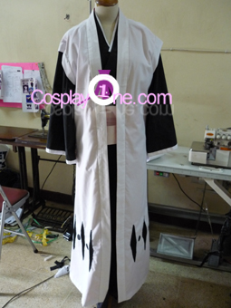 Soi Fong from Bleach Cosplay Costume front prog