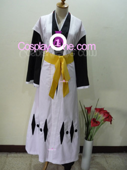 Soi Fong from Bleach Cosplay Costume front