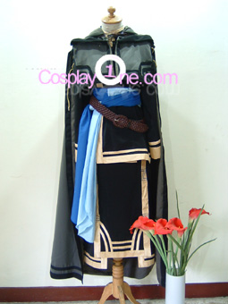 Soren from Fire Emblem Cosplay Costume front