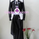 Squall Leonhart from Final Fantasy VIII Cosplay Costume front