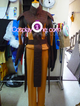 Bastila Shan from Star Wars Cosplay Costume front prog2