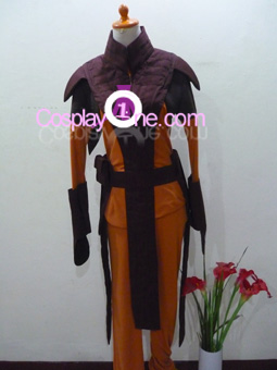 Bastila Shan from Star Wars Cosplay Costume front