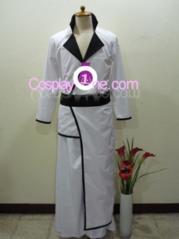 Coyote Starrk from Anime Cosplay Costume front