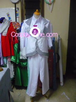 Stockings Boy Cosplay Costume front prog