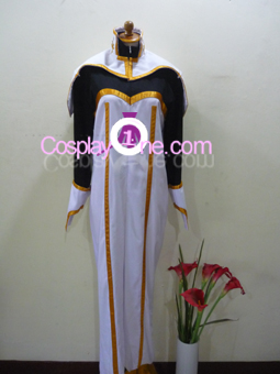 Suzaku Kururugi from Code Geass Cosplay Costume front