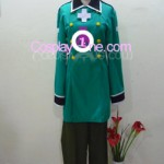 Switzerland from Hetalia Cosplay Costume front