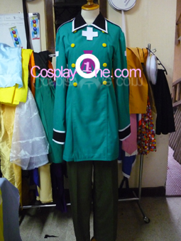Switzerland from Hetalia Cosplay Costume front prog