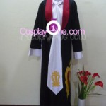 Syaoran from Tsubasa Reservoir Chronicle Cosplay Costume 2 front