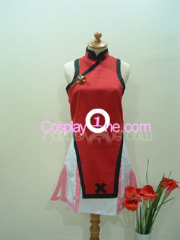 Jam Kuradoberi from Guilty Gear Cosplay Costume front