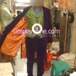 Joker from DC Comics Cosplay Costume front prog