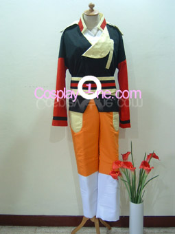 Okamoto Katsushiro from Samurai 7 Cosplay Costume front