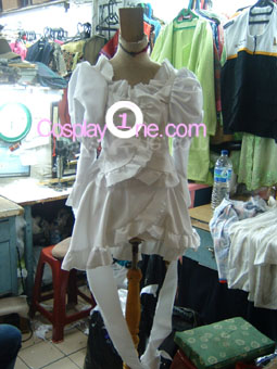 Kirakishou from Rozen Maiden Cosplay Costume front prog