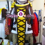 Kuhn from Hack Cosplay Costume front prog