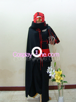 Kurogane from Tsubasa Reservoir Chronicle Cosplay Costume front