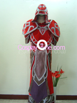 Mage from Tier 5 World of Warcraft Cosplay Costume front