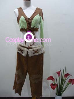 Nightfall from Anime Cosplay Costume front R