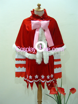 Perona from One Piece Cosplay Costume front