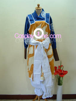 Renkotsu from Anime Cosplay Costume front
