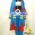 Simon the Digger from Tengen Toppa Gurren Lagann Cosplay Costume front3