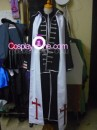 Abel Nightroad from Trinity Blood Cosplay Costume front prog5
