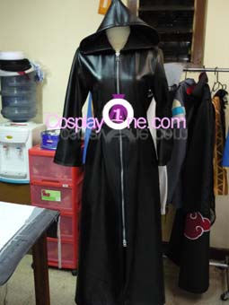 Axel from Kingdom Hearts Cosplay Costume front prog