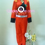 Captain Justy Ueki Tylor from The Irresponsible Captain Tylor Cosplay Costume front